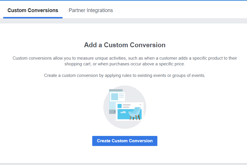 How To Monitor Facebook Pixel Events - Add a Custom Conversion