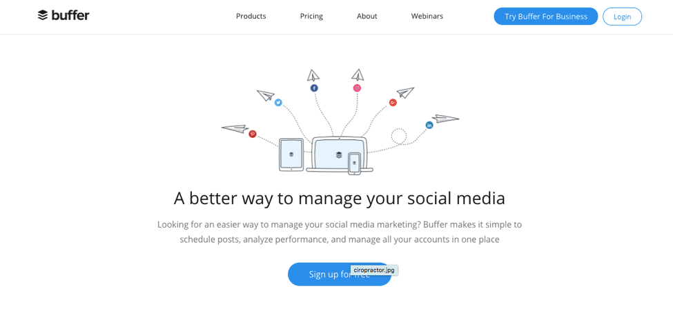 7 Steps To Building a Social Media Presence - Use Buffer to Manage Your Social Media