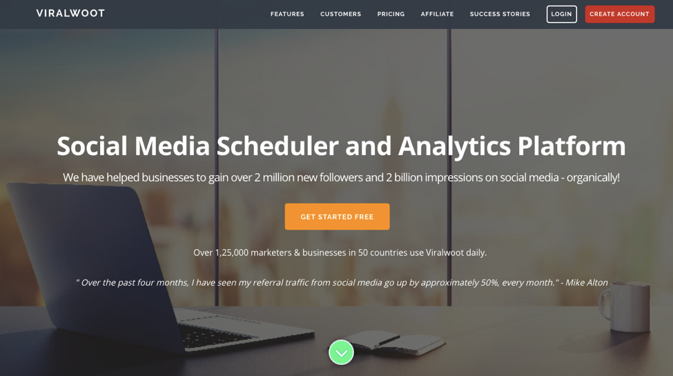 7 Steps To Building a Social Media Presence - Use ViralWoot Social Media Scheduler and Analytics Program